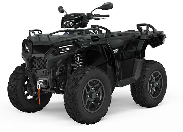 Sportsman 570 EPS Black Edition