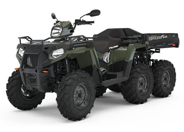 Sportsman® 6x6 570 EPS