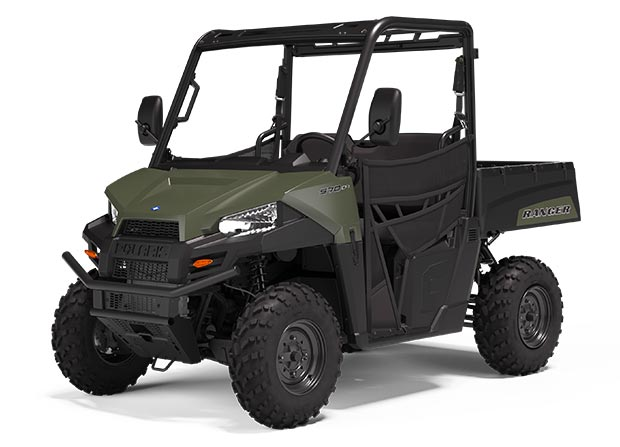 Ranger 570 EPS Green