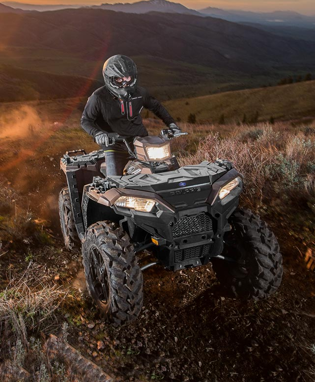 Polaris Outlaw 50 >> Polaris Norway:Sportsman